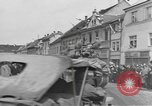 Image of 4th Armored Division Susice Czechoslovakia, 1945, second 27 stock footage video 65675076999