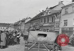Image of 4th Armored Division Susice Czechoslovakia, 1945, second 28 stock footage video 65675076999