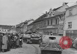 Image of 4th Armored Division Susice Czechoslovakia, 1945, second 29 stock footage video 65675076999