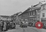 Image of 4th Armored Division Susice Czechoslovakia, 1945, second 32 stock footage video 65675076999