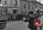 Image of 4th Armored Division Susice Czechoslovakia, 1945, second 34 stock footage video 65675076999