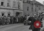 Image of 4th Armored Division Susice Czechoslovakia, 1945, second 36 stock footage video 65675076999