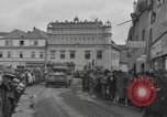 Image of 4th Armored Division Susice Czechoslovakia, 1945, second 41 stock footage video 65675076999