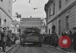 Image of 4th Armored Division Susice Czechoslovakia, 1945, second 44 stock footage video 65675076999