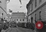 Image of 4th Armored Division Susice Czechoslovakia, 1945, second 47 stock footage video 65675076999