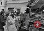 Image of 4th Armored Division Susice Czechoslovakia, 1945, second 48 stock footage video 65675076999