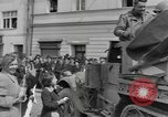 Image of 4th Armored Division Susice Czechoslovakia, 1945, second 49 stock footage video 65675076999