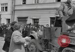 Image of 4th Armored Division Susice Czechoslovakia, 1945, second 51 stock footage video 65675076999