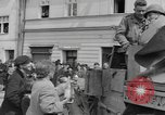 Image of 4th Armored Division Susice Czechoslovakia, 1945, second 52 stock footage video 65675076999