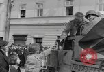 Image of 4th Armored Division Susice Czechoslovakia, 1945, second 53 stock footage video 65675076999