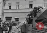 Image of 4th Armored Division Susice Czechoslovakia, 1945, second 54 stock footage video 65675076999