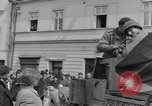 Image of 4th Armored Division Susice Czechoslovakia, 1945, second 55 stock footage video 65675076999