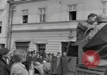 Image of 4th Armored Division Susice Czechoslovakia, 1945, second 56 stock footage video 65675076999