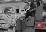 Image of 4th Armored Division Susice Czechoslovakia, 1945, second 57 stock footage video 65675076999
