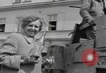 Image of 4th Armored Division Susice Czechoslovakia, 1945, second 58 stock footage video 65675076999