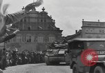 Image of 4th Armored Division Susice Czechoslovakia, 1945, second 62 stock footage video 65675076999