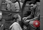 Image of US 16th Armored Division in Pilsen Czechoslovakia Pilsen Czechoslovakia, 1945, second 4 stock footage video 65675077026