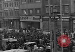 Image of US 16th Armored Division in Pilsen Czechoslovakia Pilsen Czechoslovakia, 1945, second 11 stock footage video 65675077026