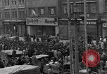 Image of US 16th Armored Division in Pilsen Czechoslovakia Pilsen Czechoslovakia, 1945, second 15 stock footage video 65675077026