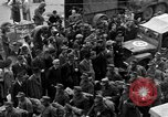 Image of US 16th Armored Division in Pilsen Czechoslovakia Pilsen Czechoslovakia, 1945, second 28 stock footage video 65675077026