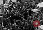 Image of US 16th Armored Division in Pilsen Czechoslovakia Pilsen Czechoslovakia, 1945, second 30 stock footage video 65675077026