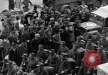 Image of US 16th Armored Division in Pilsen Czechoslovakia Pilsen Czechoslovakia, 1945, second 33 stock footage video 65675077026