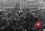 Image of US 16th Armored Division in Pilsen Czechoslovakia Pilsen Czechoslovakia, 1945, second 35 stock footage video 65675077026