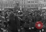 Image of US 16th Armored Division in Pilsen Czechoslovakia Pilsen Czechoslovakia, 1945, second 36 stock footage video 65675077026