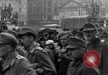 Image of US 16th Armored Division in Pilsen Czechoslovakia Pilsen Czechoslovakia, 1945, second 43 stock footage video 65675077026