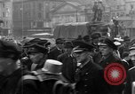 Image of US 16th Armored Division in Pilsen Czechoslovakia Pilsen Czechoslovakia, 1945, second 45 stock footage video 65675077026