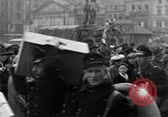 Image of US 16th Armored Division in Pilsen Czechoslovakia Pilsen Czechoslovakia, 1945, second 49 stock footage video 65675077026