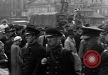 Image of US 16th Armored Division in Pilsen Czechoslovakia Pilsen Czechoslovakia, 1945, second 51 stock footage video 65675077026