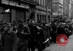 Image of US 16th Armored Division in Pilsen Czechoslovakia Pilsen Czechoslovakia, 1945, second 56 stock footage video 65675077026