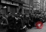 Image of US 16th Armored Division in Pilsen Czechoslovakia Pilsen Czechoslovakia, 1945, second 57 stock footage video 65675077026