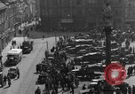 Image of American soldiers Pilsen Czechoslovakia, 1945, second 4 stock footage video 65675077027