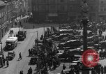 Image of American soldiers Pilsen Czechoslovakia, 1945, second 5 stock footage video 65675077027