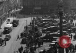 Image of American soldiers Pilsen Czechoslovakia, 1945, second 6 stock footage video 65675077027