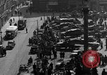 Image of American soldiers Pilsen Czechoslovakia, 1945, second 9 stock footage video 65675077027
