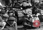 Image of American soldiers Pilsen Czechoslovakia, 1945, second 13 stock footage video 65675077027