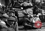 Image of American soldiers Pilsen Czechoslovakia, 1945, second 14 stock footage video 65675077027
