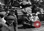 Image of American soldiers Pilsen Czechoslovakia, 1945, second 15 stock footage video 65675077027