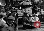 Image of American soldiers Pilsen Czechoslovakia, 1945, second 16 stock footage video 65675077027