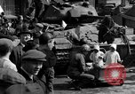 Image of American soldiers Pilsen Czechoslovakia, 1945, second 17 stock footage video 65675077027