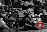 Image of American soldiers Pilsen Czechoslovakia, 1945, second 18 stock footage video 65675077027