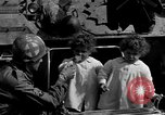 Image of American soldiers Pilsen Czechoslovakia, 1945, second 19 stock footage video 65675077027