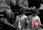 Image of American soldiers Pilsen Czechoslovakia, 1945, second 20 stock footage video 65675077027