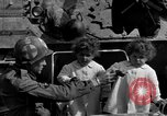 Image of American soldiers Pilsen Czechoslovakia, 1945, second 22 stock footage video 65675077027