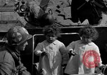 Image of American soldiers Pilsen Czechoslovakia, 1945, second 23 stock footage video 65675077027