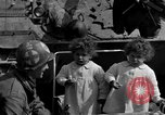 Image of American soldiers Pilsen Czechoslovakia, 1945, second 24 stock footage video 65675077027