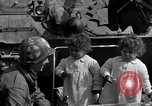 Image of American soldiers Pilsen Czechoslovakia, 1945, second 25 stock footage video 65675077027